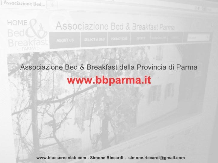 Presentazione bbparma