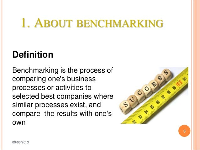 Presentazione benchmarking laura_cafaro Slide 3