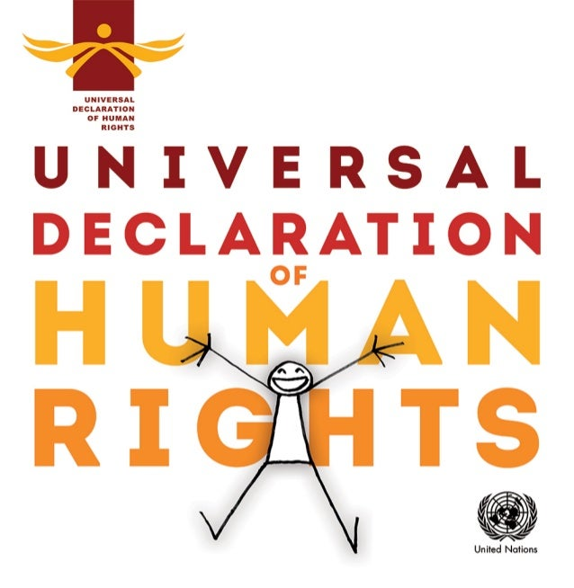 © 2015 United Nations All rights reserved worldwide Illustrations by Yacine Ait Kaci (YAK) This illustrated edition of the...