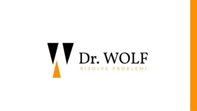 «Sono il signor Wolf, risolvo problemi.» Winston Wolf, Pulp Fiction