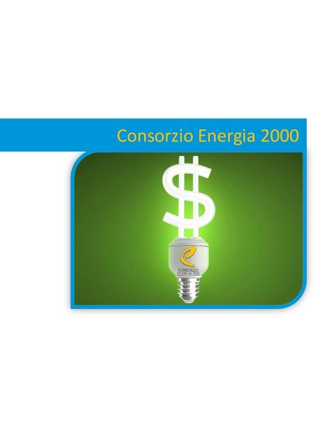 Consorzio Energia 2000