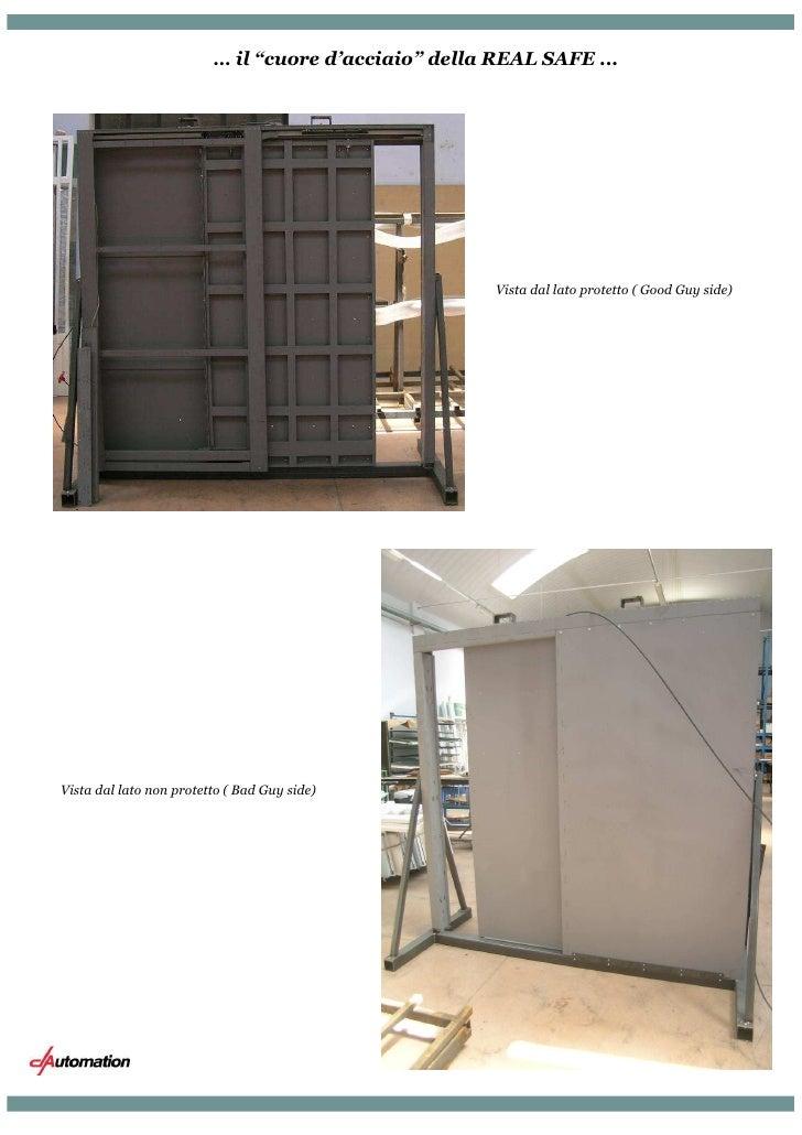 Cp automation porte scorrevoli blindate - Porte scorrevoli blindate ...