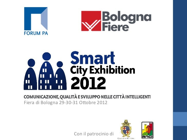 fiera smart city exhibition bologna meat - photo#2