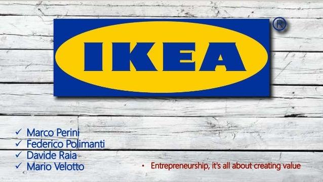 Blue Ocean Strategy. How IKEA created a new market