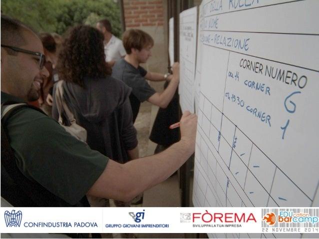 Gli adulti di oggi sono gli studenti di ieri. I  formatori che operano nel mondo delle  organizzazioni lavorano spesso con...