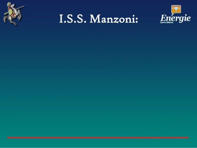 I.S.S. Manzoni: