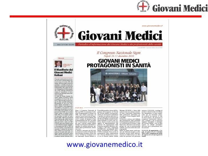 www.giovanemedico.it