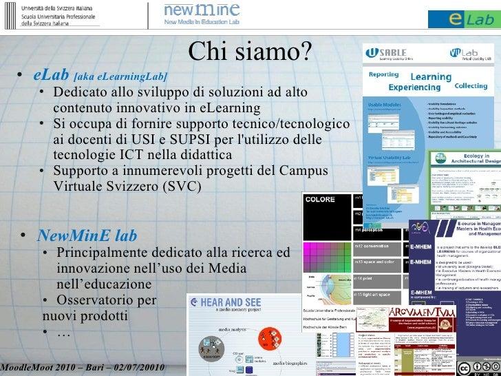 Presentazione GISMO moodlemoot2010 - Bari Slide 2