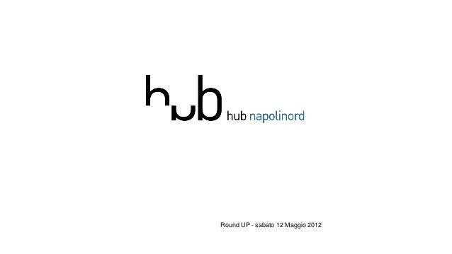 Round UP - sabato 12 Maggio 2012
