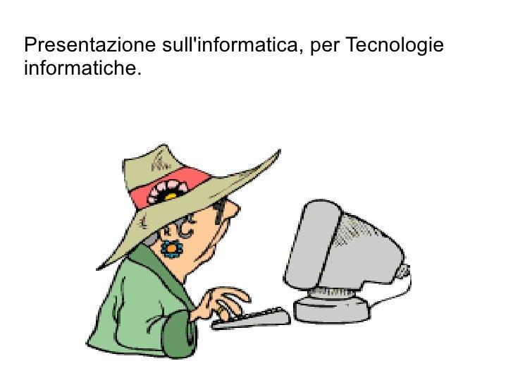 ElisaBarra Informatica Slide 2