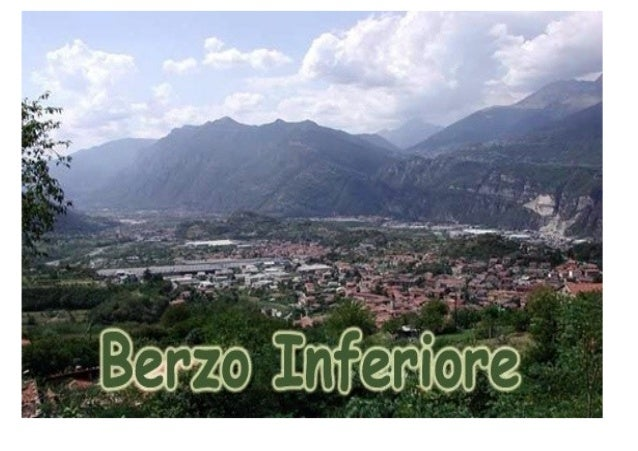 Word presentation of  Blessed Innocenzo from Berzo Inferiore