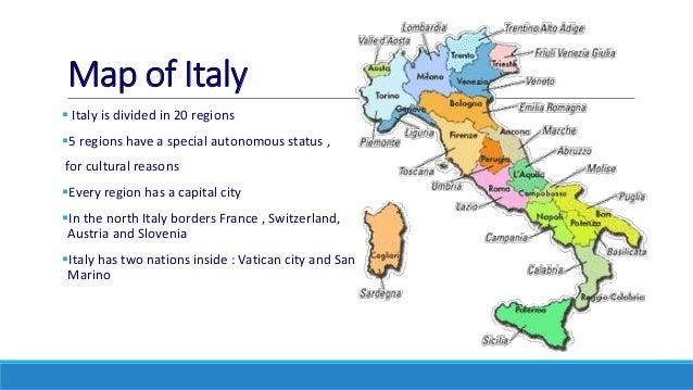 Worksheet. Presentazione italia