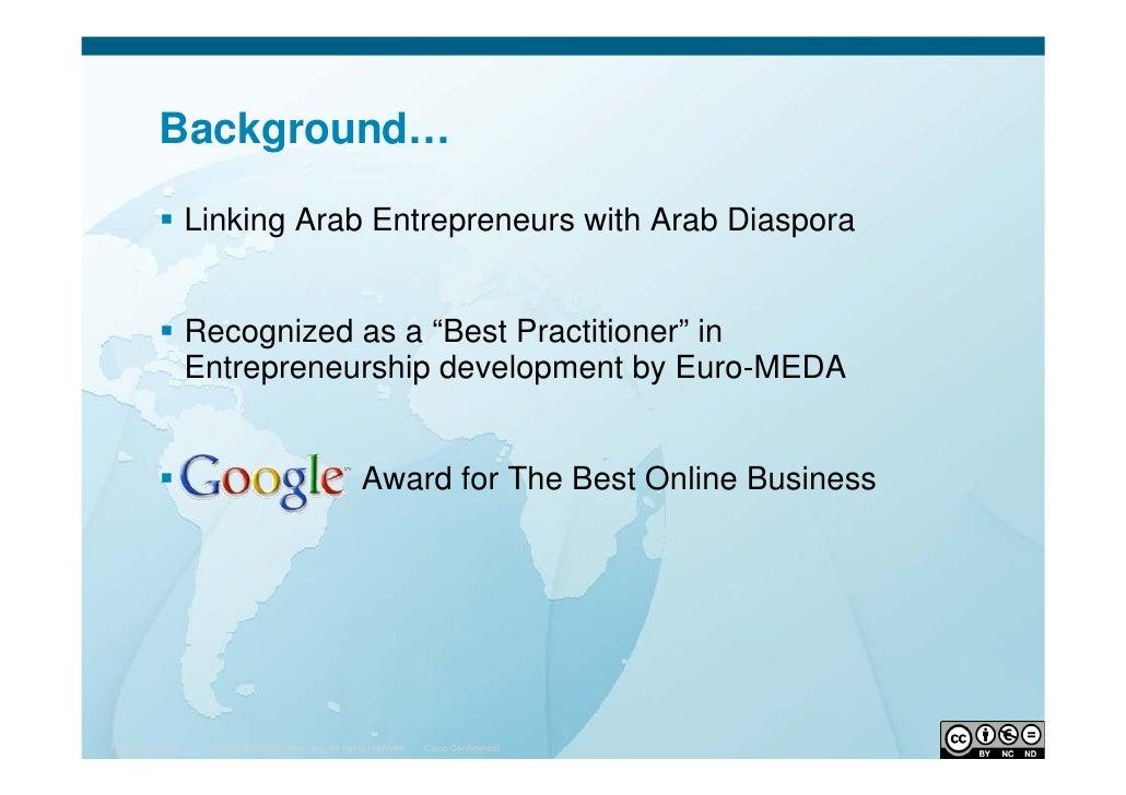 Queen Rania Centre for Entrepreneurship, by Mohamad M. Khawaja Slide 3