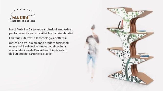 Nardi mobili in cartone - Mobili in cartone ...