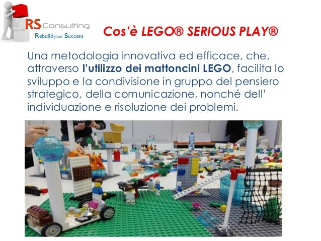 LEGO® SERIOUS PLAY®   Slide 2