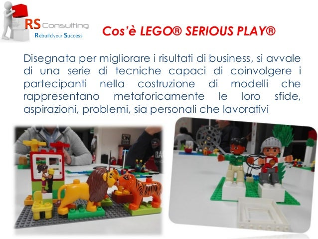 LEGO® SERIOUS PLAY®   Slide 3
