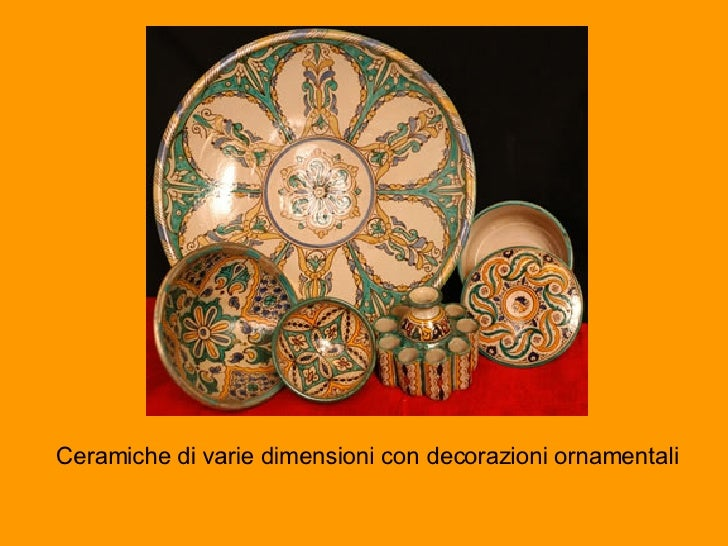 La ceramica in marocco