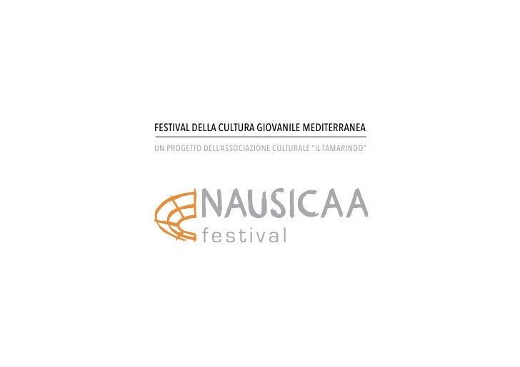 """Festival della cultura giovanile mediterranea un progetto dell'associazione culturale """"il tamarindo""""                 festi..."""