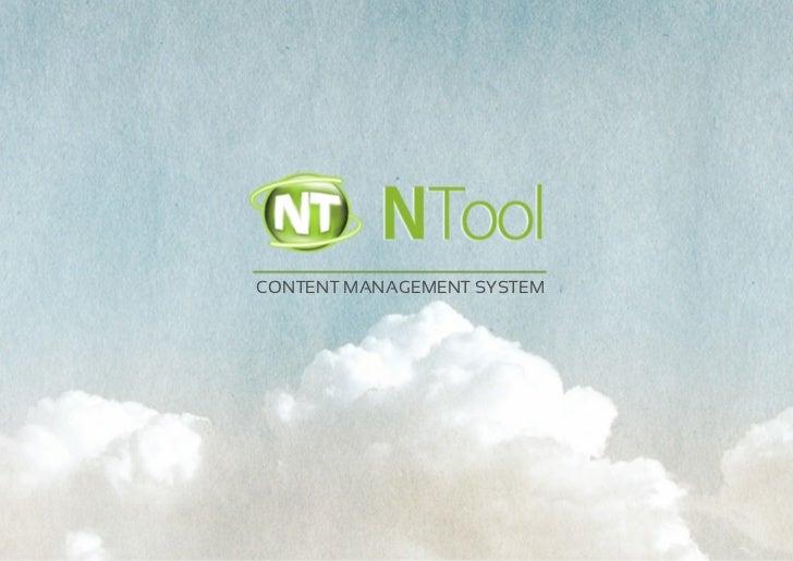 CONTENT MANAGEMENT SYSTEMun prodotto di