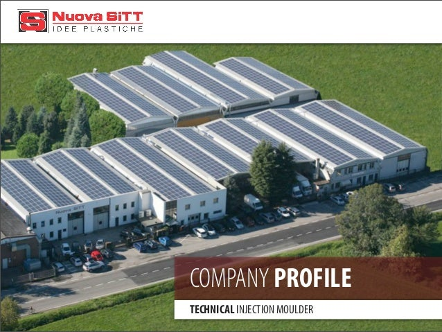 COMPANY PROFILETECHNICAL INJECTION MOULDER