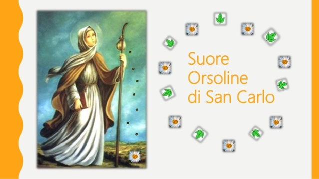 Suore Orsoline di San Carlo