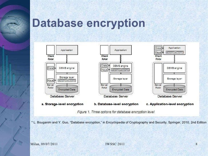 Using In-Memory Encrypted Databases on the Cloud