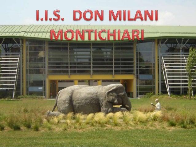 I.I.S. DON MILANI MONTICHIARI