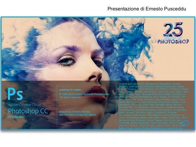 Presentazione di Ernesto Pusceddu