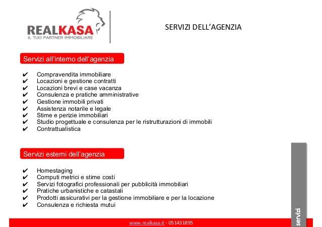 Presentazione agenzia immobiliare realkasa - Responsabilita agenzia immobiliare ...