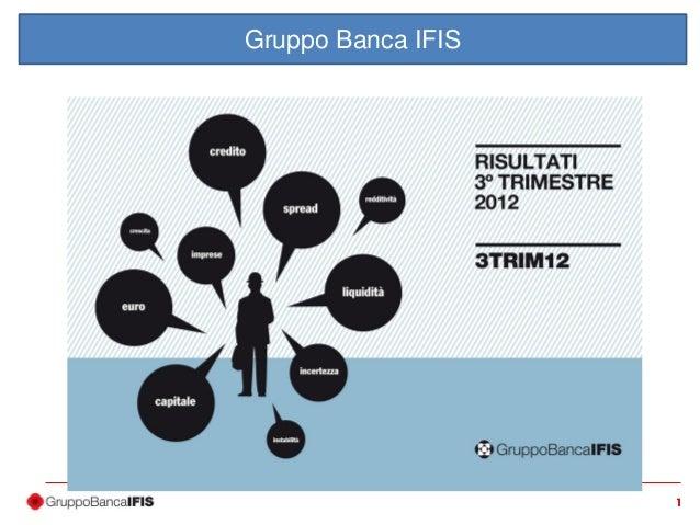 11 Gruppo Banca IFIS