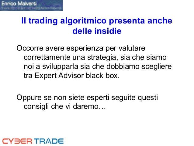 Trading system vincenti malverti