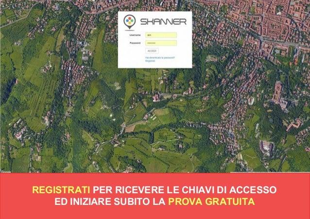 Presentazione SKANNER Slide 2
