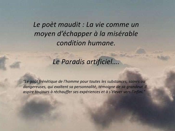 Baudelaire par Federica Slide 3