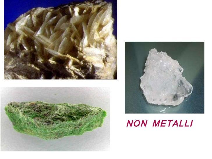 Presentazione sullla suddivisione della tavola periodica - Metalli e non metalli tavola periodica ...