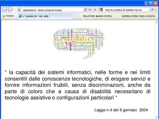 Progettazione ottimale di un sito web for Sito web di progettazione edilizia