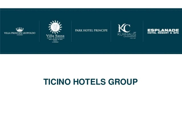 TICINO HOTELS GROUP