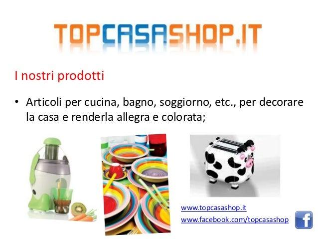 Shop online ufficiale brandani guzzini e for Articoli casa shop online