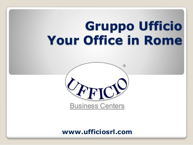 Gruppo ufficio office in rome day office meetings rooms for Day office roma