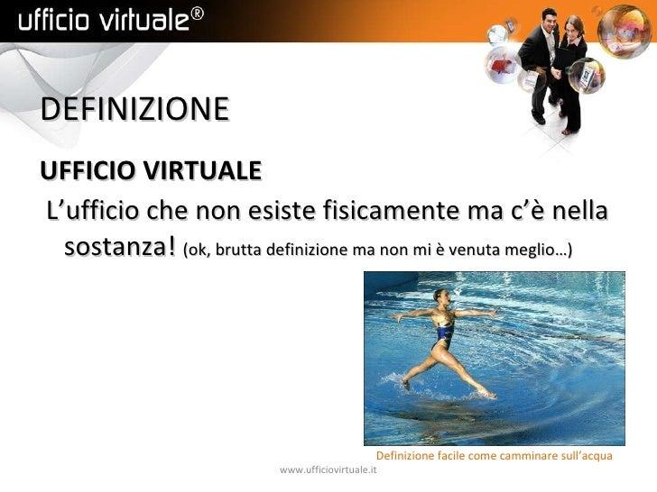 Ufficio virtuale padova for Ufficio virtuale