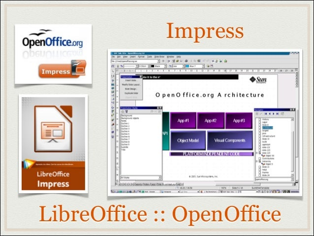 ImpressLibreOffice :: OpenOffice