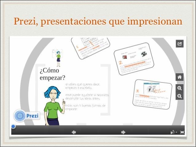 Prezi, presentaciones que impresionan