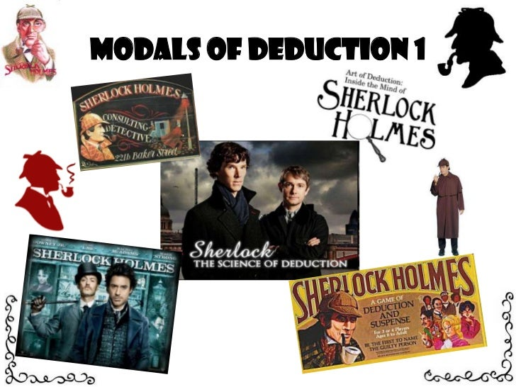 Modals of Deduction 1<br />