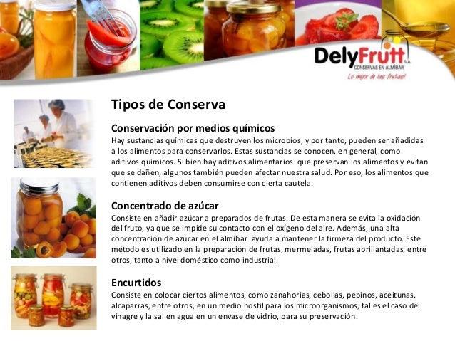 Delyfrut frutas en conserva - Como se hace el almibar ...