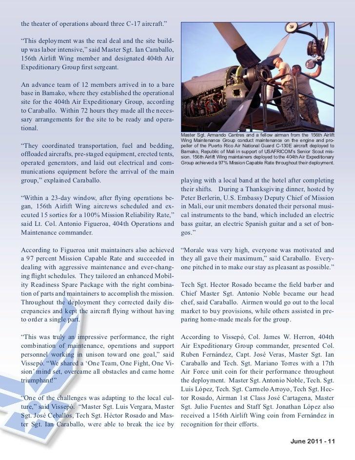PRNG Presente Magazine June 2011