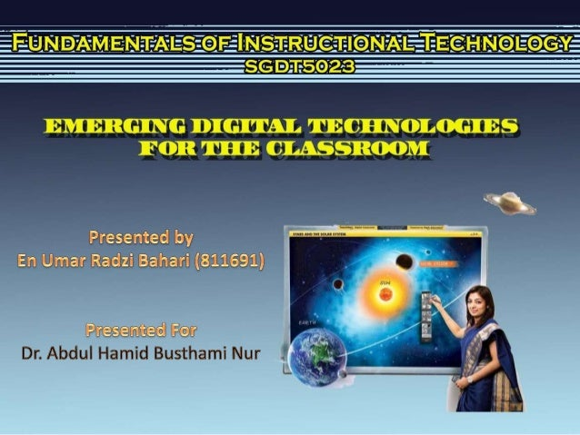 Introduction  Emerging technologies have the potential to transform learning in school classroom.  tablet computing  ga...