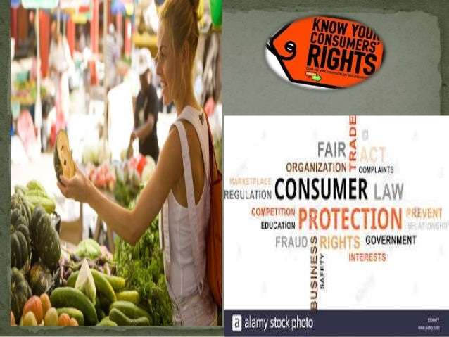 1. The right to choose 2. The right to safety 3. The right to be informed 4. The right to be heard 5. Right to consumer ed...