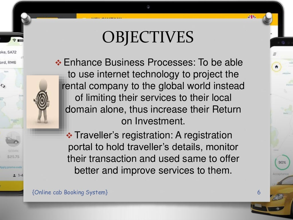 online Cab Booking System PPT Presentation page 6