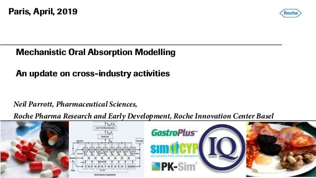 Mechanistic Oral Absorption Modelling An update on cross-industry activities Neil Parrott, Pharmaceutical Sciences, Roche ...