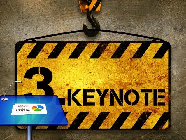 3.keynote