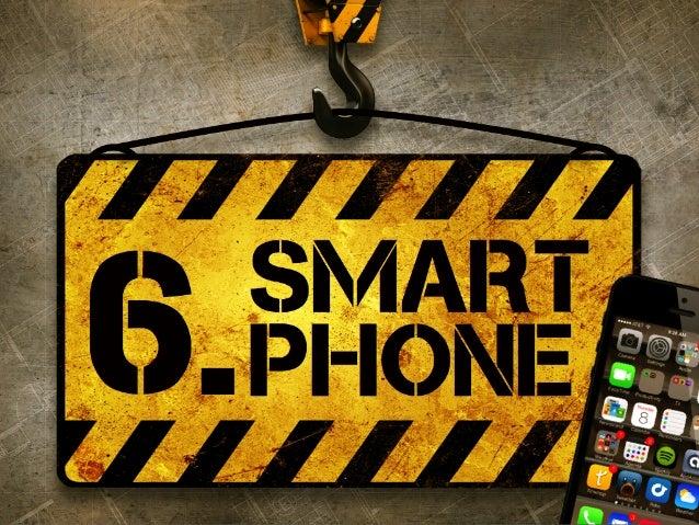 6.SMART phone